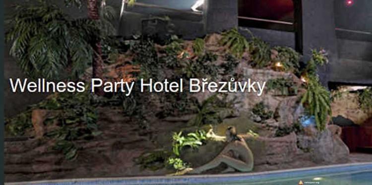 Hotel z basenem dla nudystów w Czechach