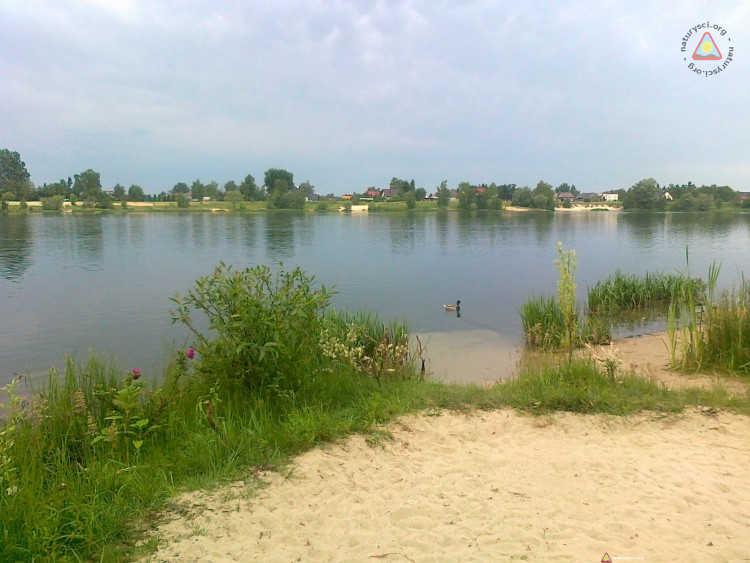 Widok na zalew