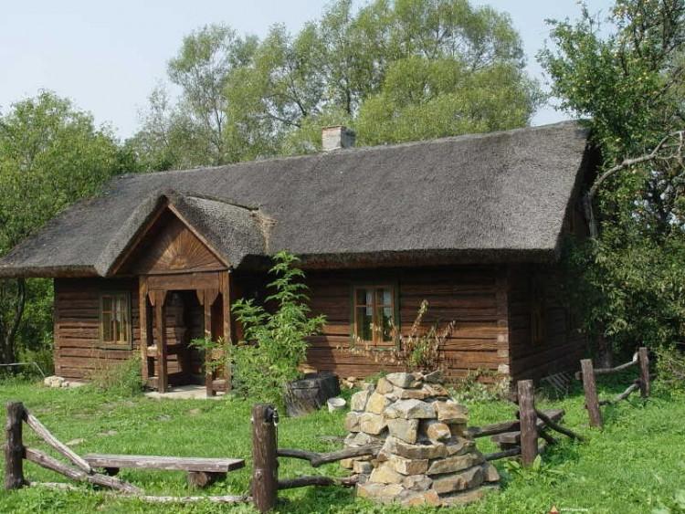Chata dla naturystów w Osada Bieszczady