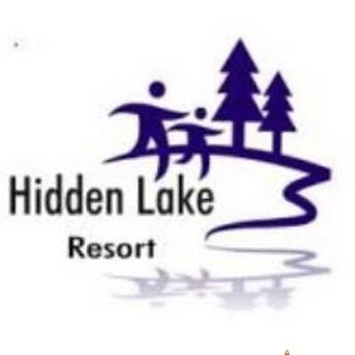 Logo ośrodka Hidden Lake Resort