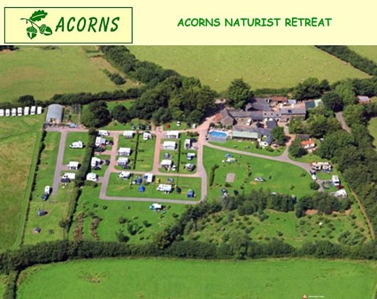 Farma naturystyczna w Wielkiej Brytanii